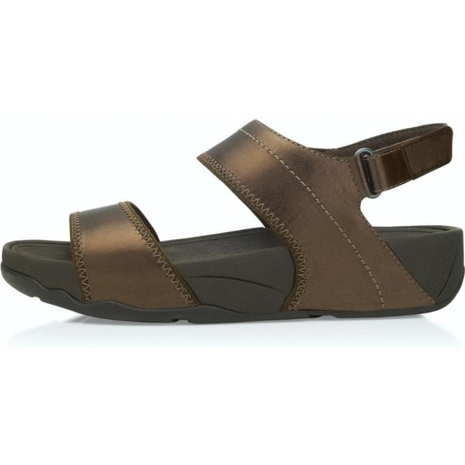 4813f7da6f3 FitFlops - Roma Fitflop in Bronze Brown from Mozimo