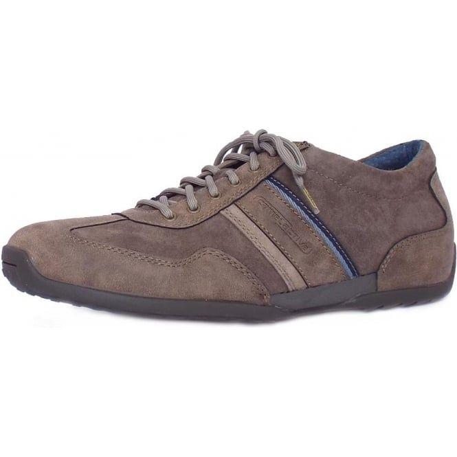 buy popular b9831 bc800 Camel Active Romah Space Men's Casual Lace Up Shoes in Brown