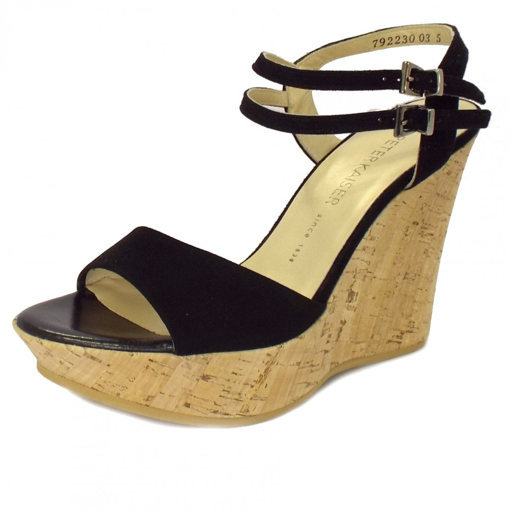 Ladies Wedge Heels