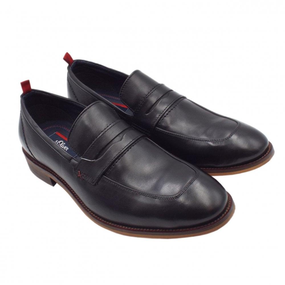 neue niedrigere Preise zu verkaufen limitierte Anzahl Moriarty Men's 14200 Smart Slip On Shoes in Black