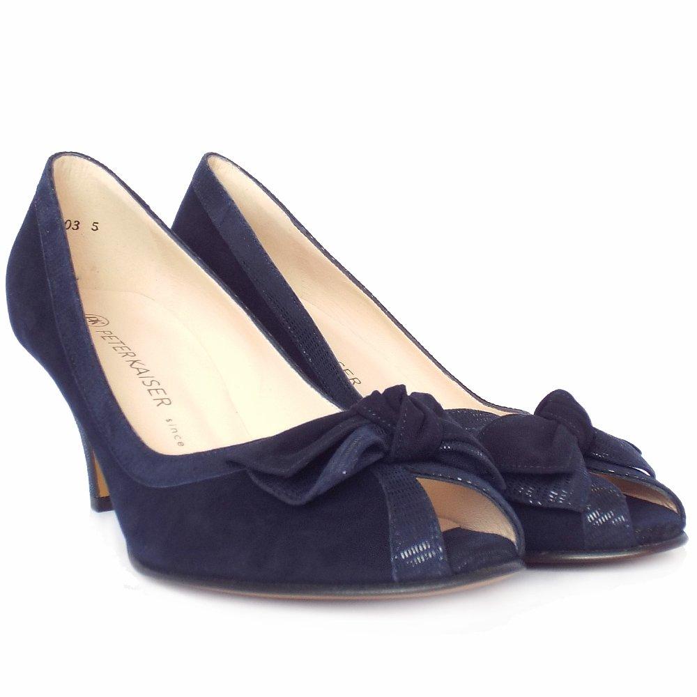 Dressy Peep Toe Sandals