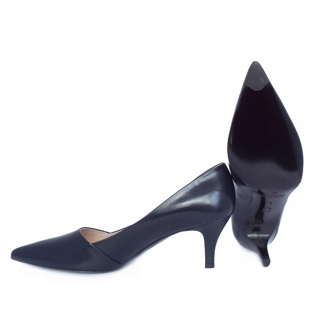 Women's Mid Heel Pointy Shoe In
