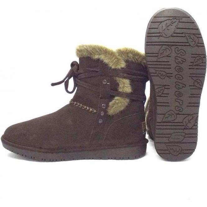 skechers shelbys womens boots