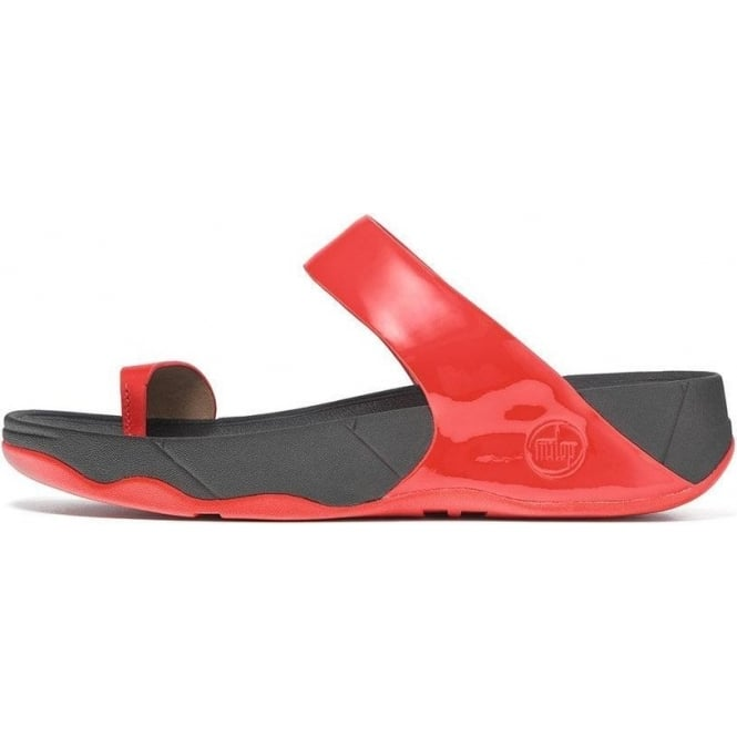 fc93c1606e0ce9 Fitflop - Sho in Red Patent from Mozimo