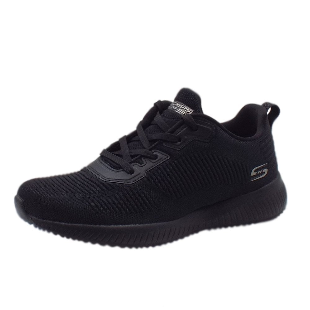 skechers bobs memory foam black 45