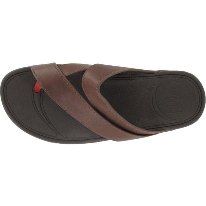 dc0dc069282e6 FitFlops - Sling Sport Mens Sandals in Brown from Mozimo