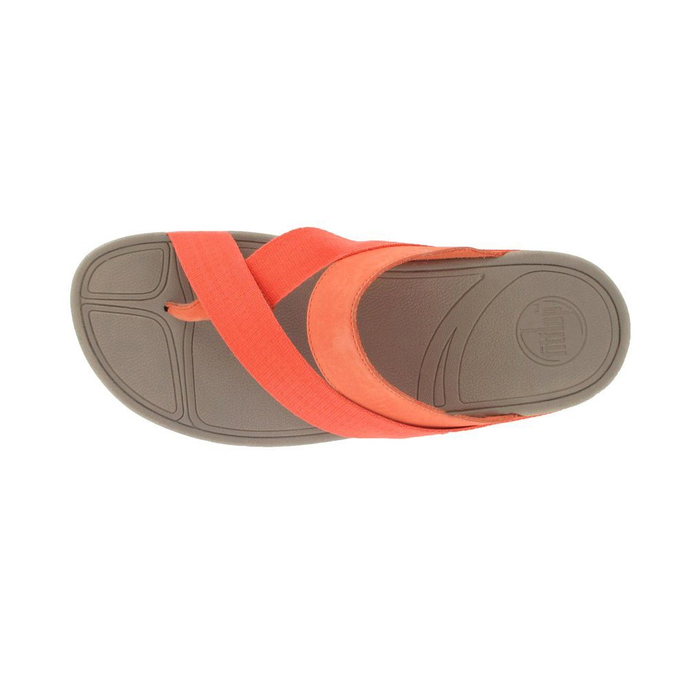 Fitflop Sling Sport Sandal In Fresh Orange From Mozimo