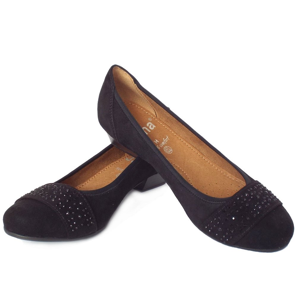 Wide Fitting Shoes Womens