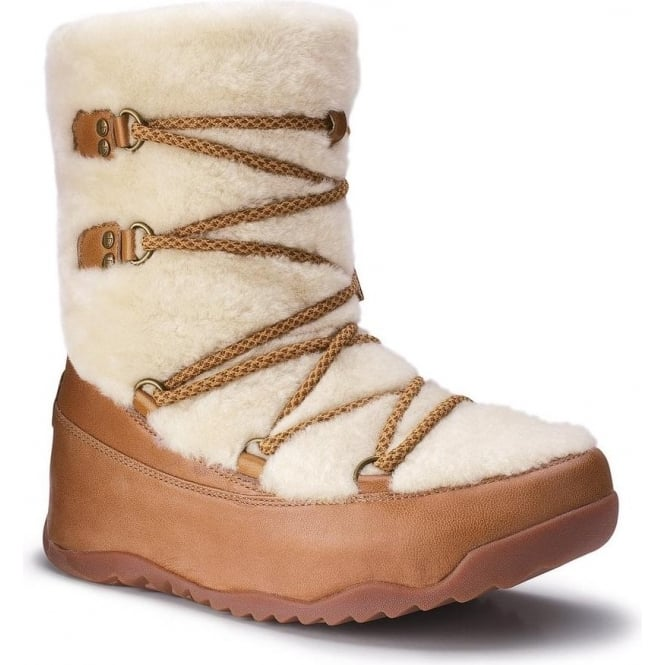 Fitflop Boots Mozimo Light Winter Superblizz Ladies Brown frqfzw