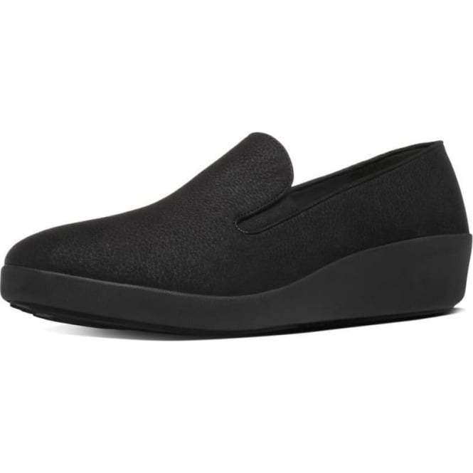 da93aa3b1f4503 Superskate™ Nubuck Loafers in Black