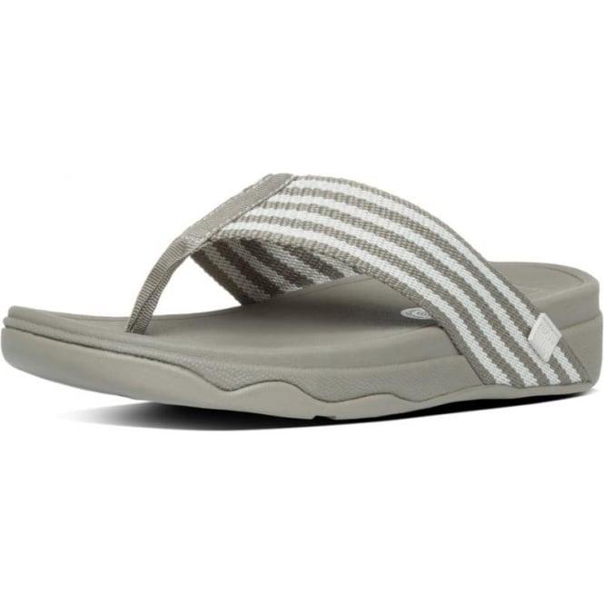 fd0ff73fa2b Surfa™ Womens Textile Toe Post Sandals in Stone