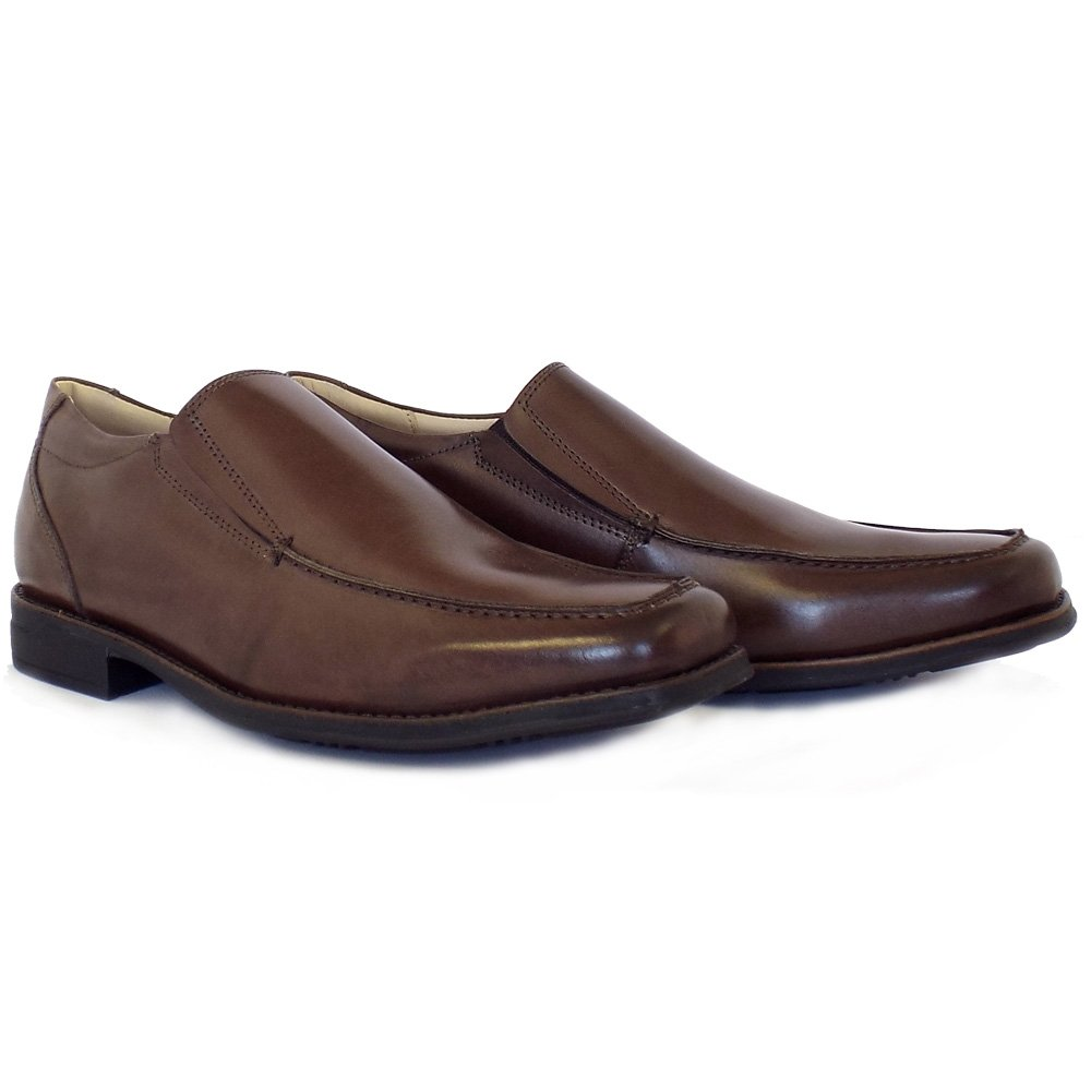 anatomic co tapera s smart slip on snoes in brown