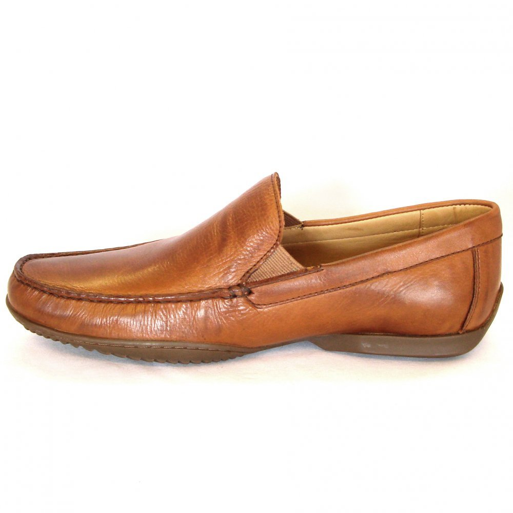 Anatomic Mens Casual Leather Slip On Loafers The Tavares