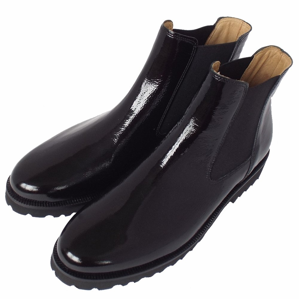 Excellent Home  Kickers Kopey Chelsea Womens Boots In Black Patent