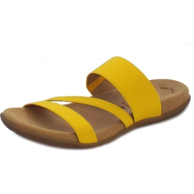 8629ac5a7 Tomcat Ladies Sandal in Yellow