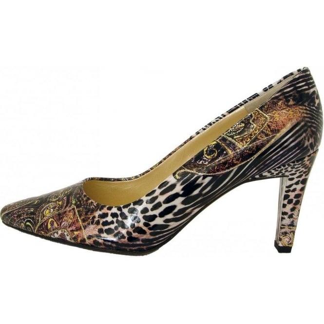 9da7f5b33 Peter Kaiser Tosca 13 shoe l Women's court shoe l Pointed toe ladies shoe