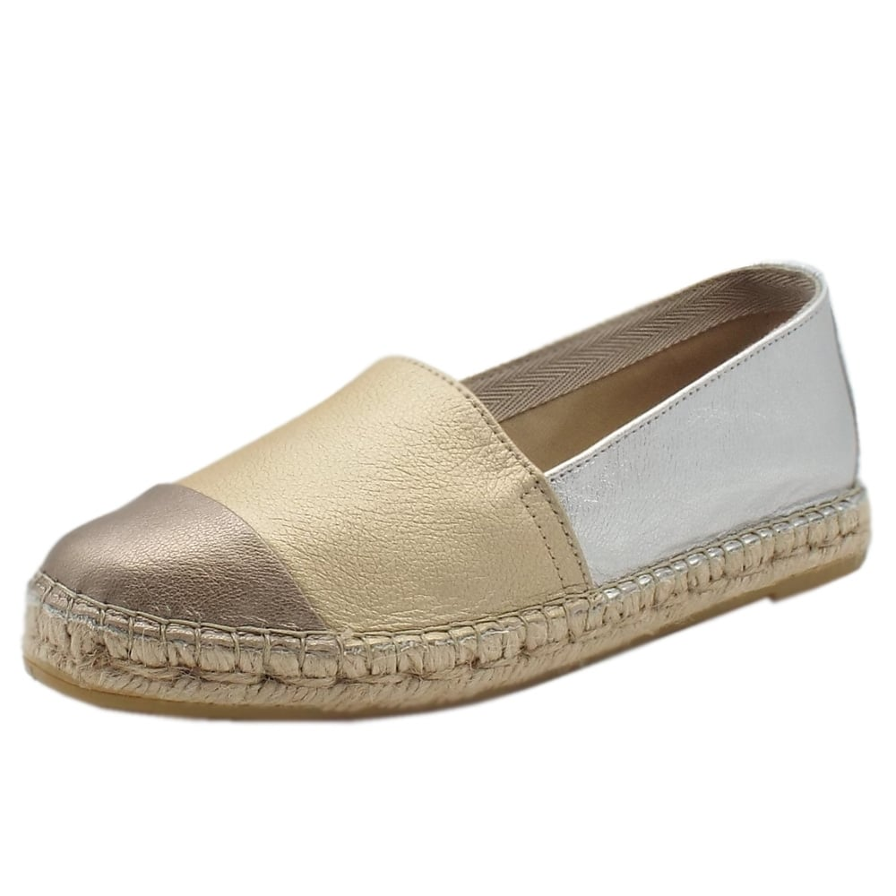 97beabd5580 Vidorreta babel metalic handmade espadrilles flatform shoes jpg 1000x1000 Platform  espadrilles for women