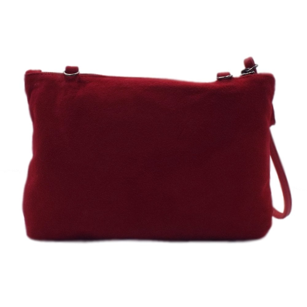 select for genuine outlet store enjoy cheap price Waida Stylish Clutch Bag in Stylish Lipstick