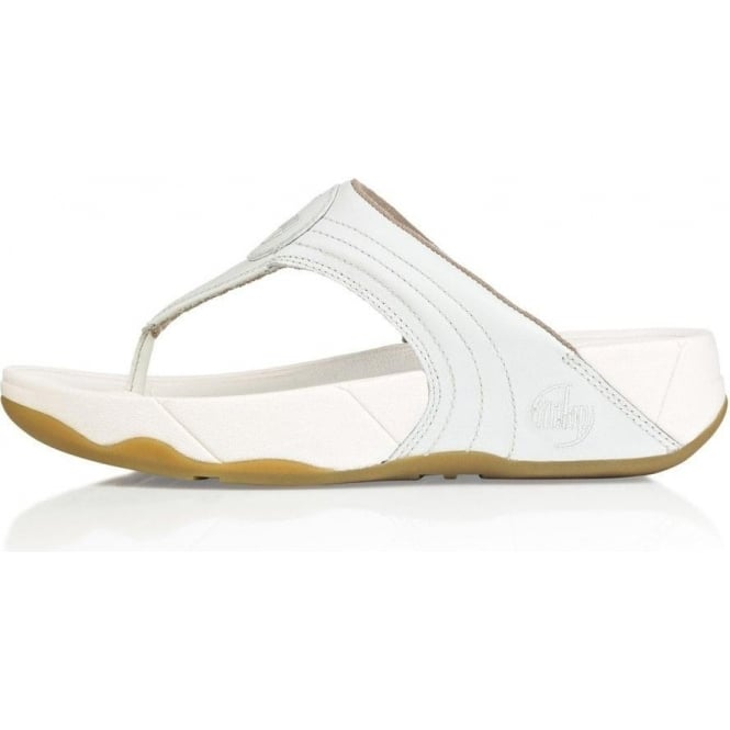 56cf2b895f1ed FitFlops - Walkstar 3 in Oyster Silver from Mozimo