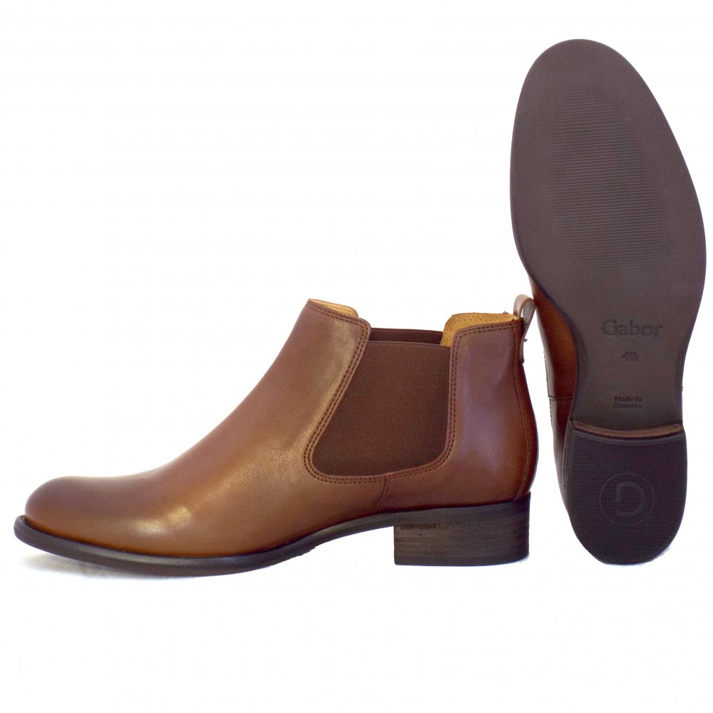 Brown Ankle Boots Ladies - Yu Boots